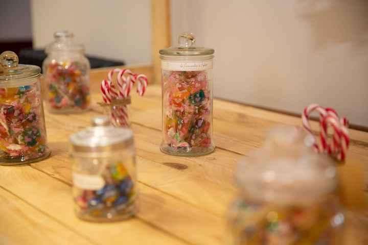 Organiser Candy bar - 3