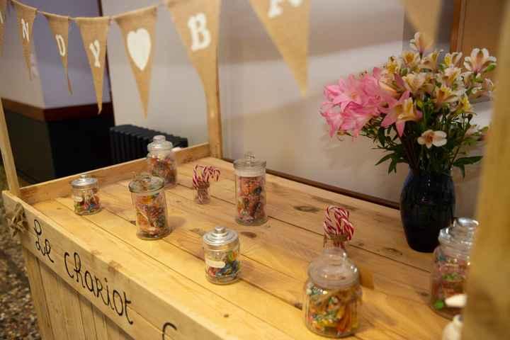 Candy bar/wedding bar 7