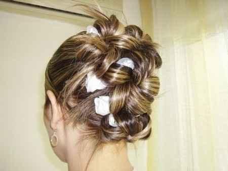 coiffure de marier