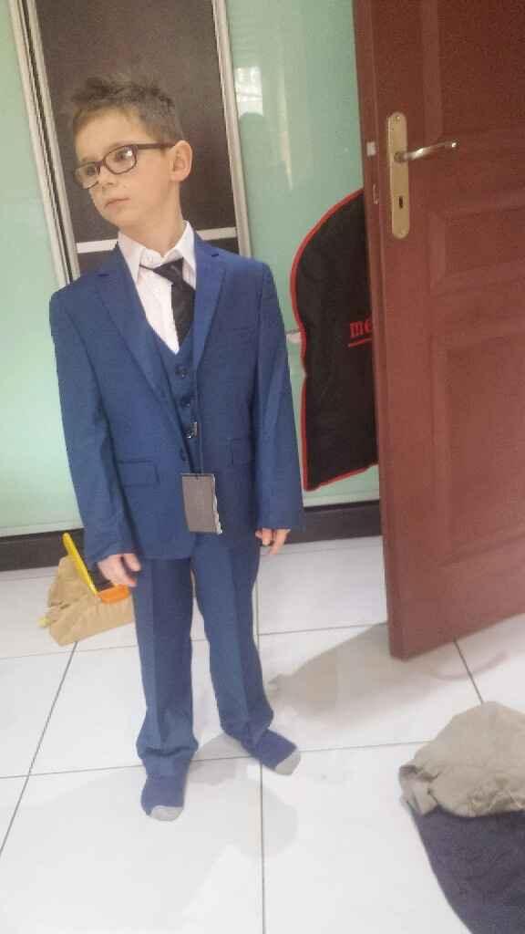Costume des enfants recu - 2
