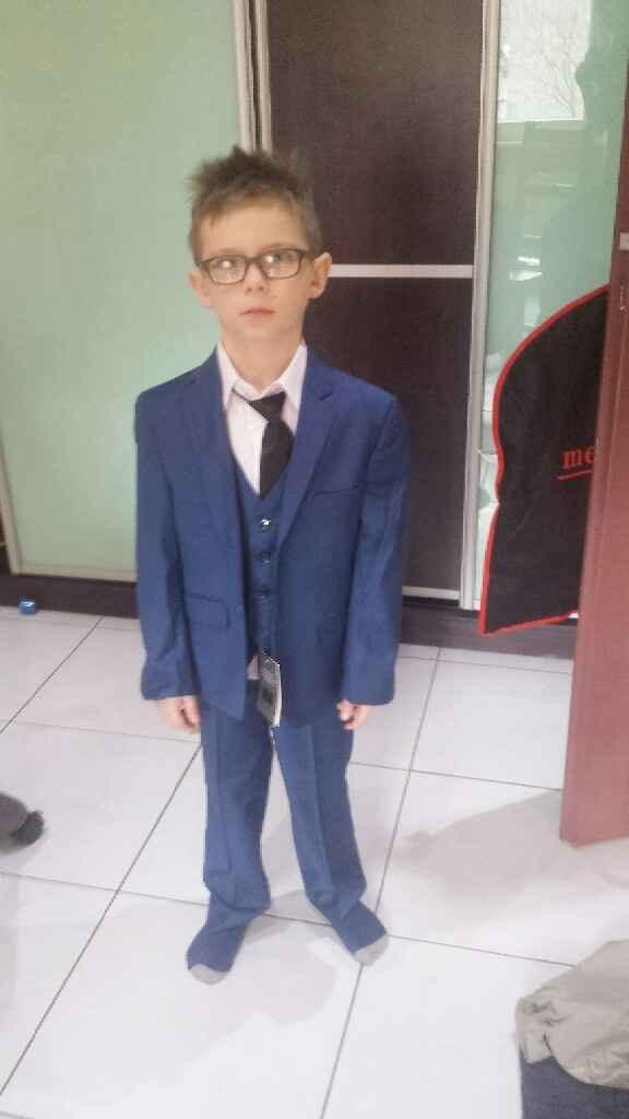 Comment habiller mon fils - 2