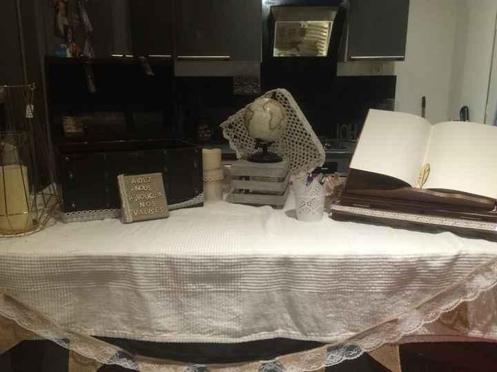 urne et livre d or