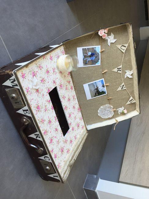 urne de mariage champetre avis d coration forum. Black Bedroom Furniture Sets. Home Design Ideas