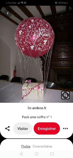 Urne de Mariage 1