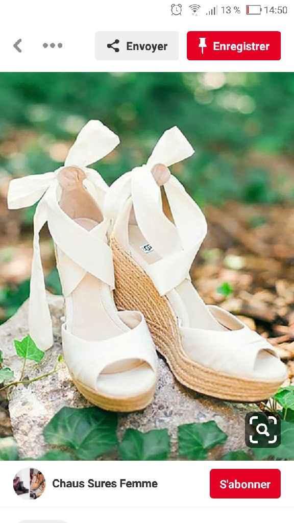 Cherche chaussure - 2