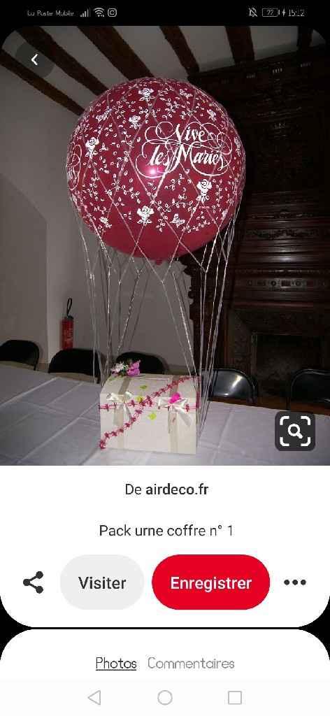 Urne de Mariage - 1