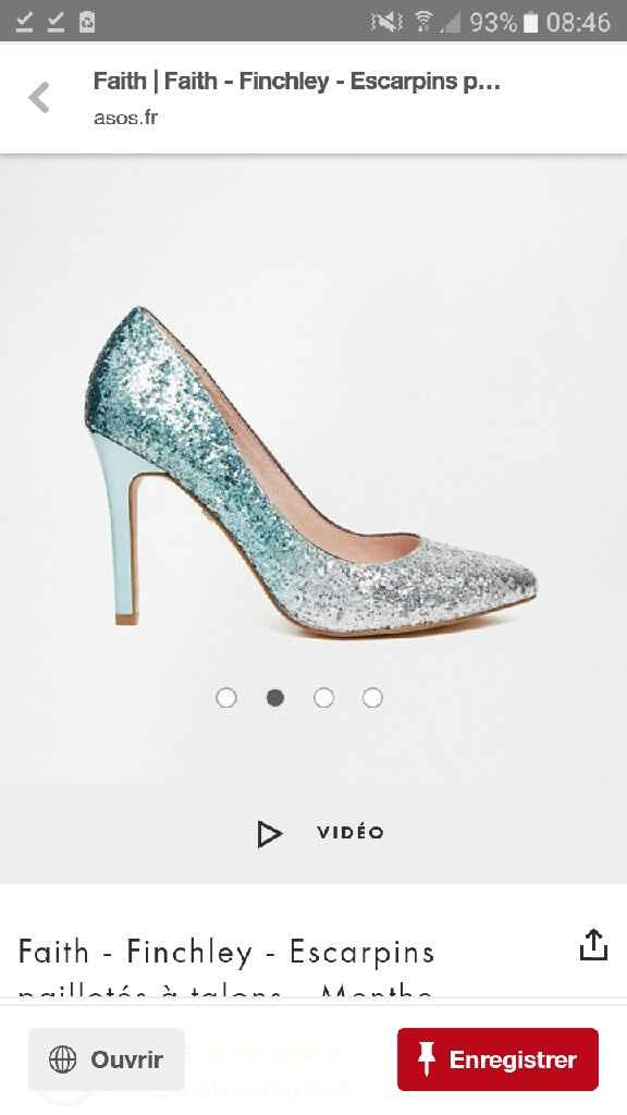 Trouver chaussure à son pied! Votez 😃 - 3