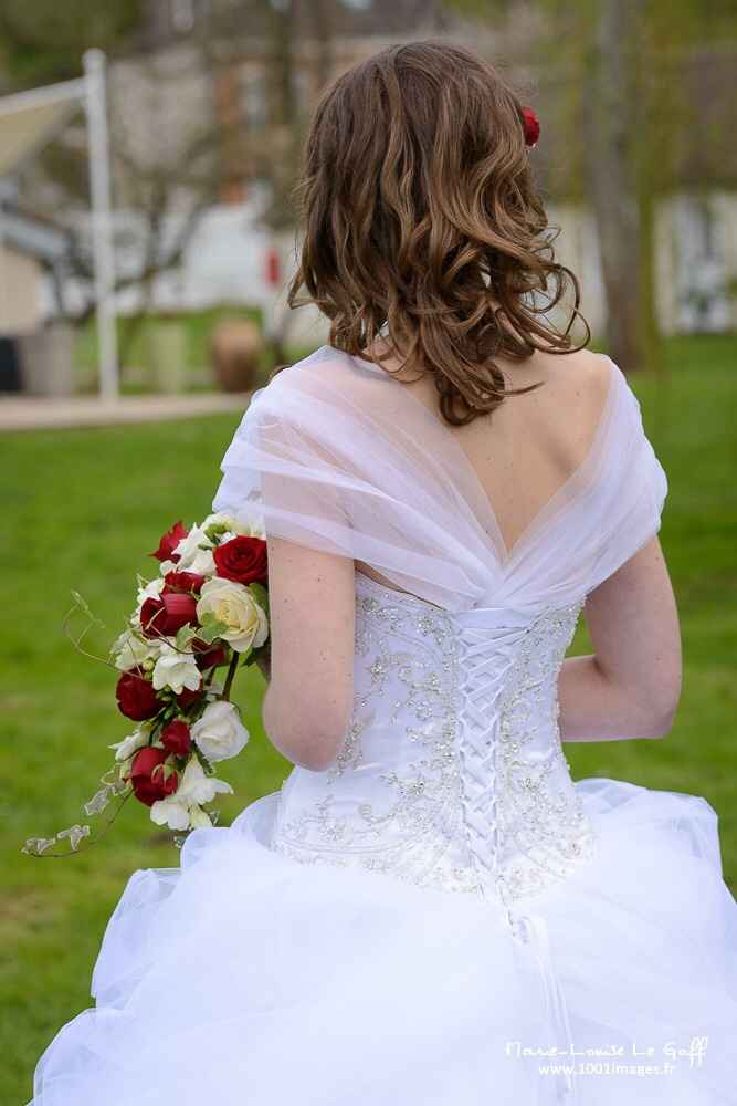 Mariage civil fait samedi. Mariage religieux, j'ai hâte. - 2