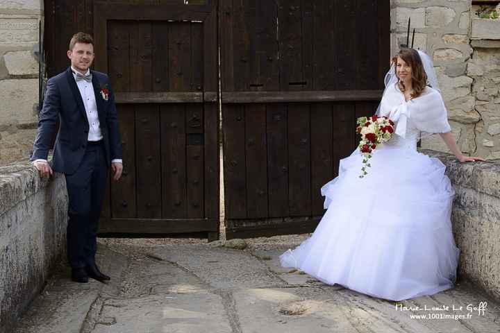Mariage civil fait samedi. Mariage religieux, j'ai hâte. - 3