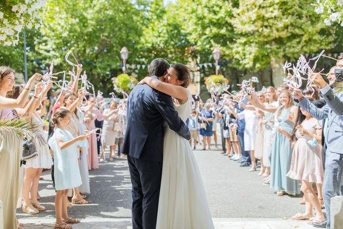 Partage photos mariage 14 Août 2021 17