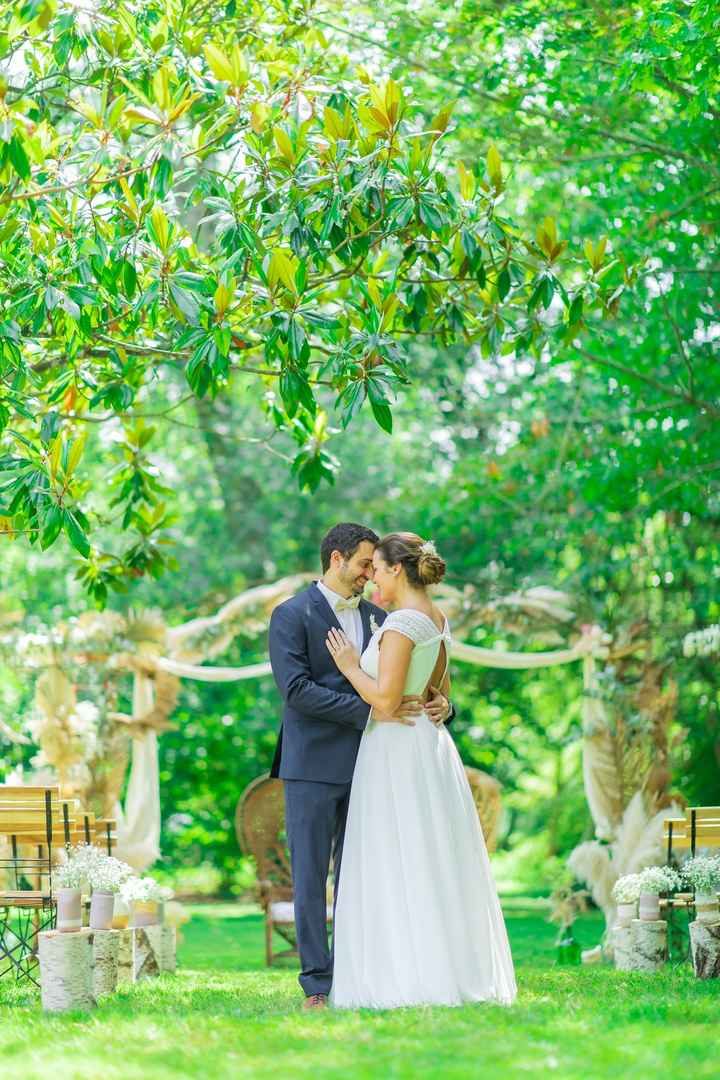 Partage photos mariage 14 Août 2021 - 16
