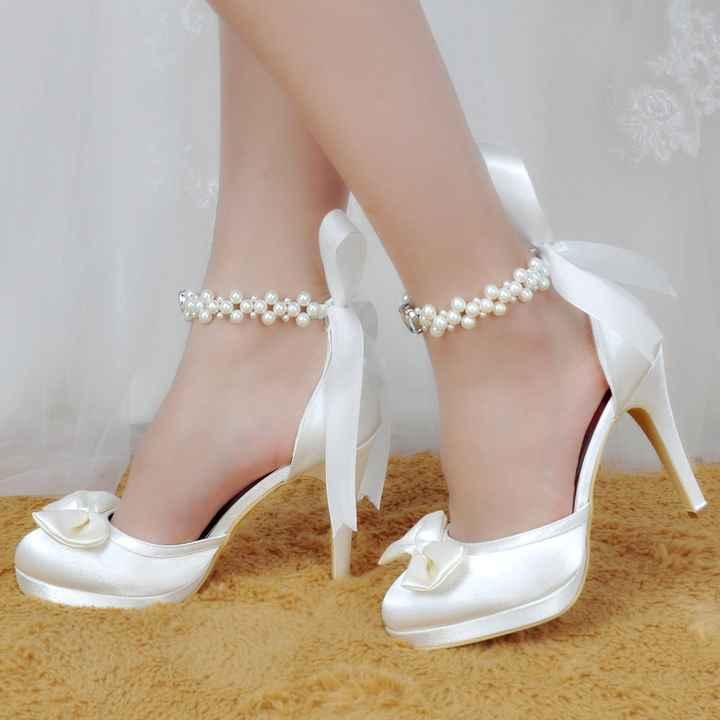 Trouver chaussure à son pied! Votez 😃 - 4