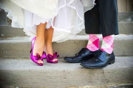 Trouver chaussure à son pied! Votez 😃 - 30