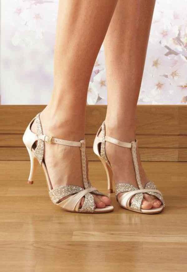 Trouver chaussure à son pied! Votez 😃 - 6