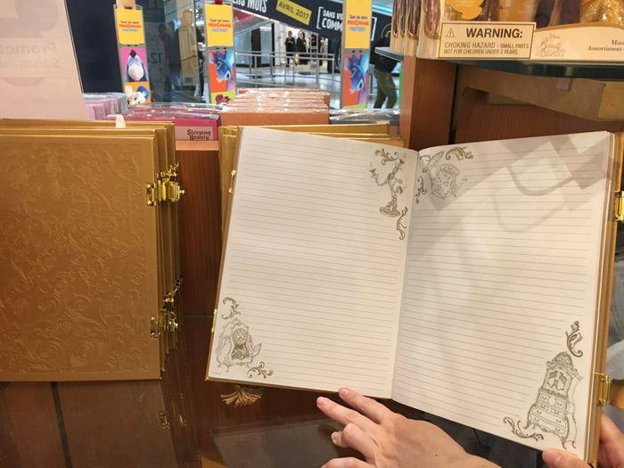 Livre d'or La Belle et La Bête 1