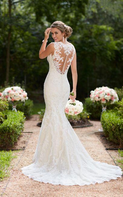 Robe de mariée classique ou...plus originale? Votez 😃 5