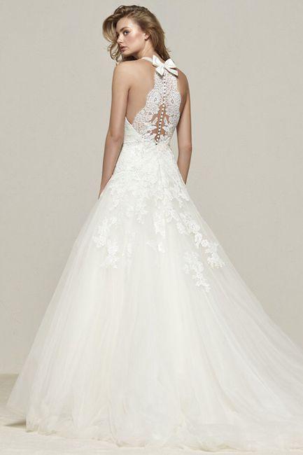 Robe de mariée classique ou...plus originale? Votez 😃 10