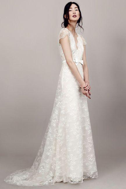 Robe de mariée classique ou...plus originale? Votez 😃 11