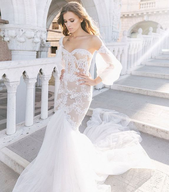 Robe de mariée classique ou...plus originale? Votez 😃 14