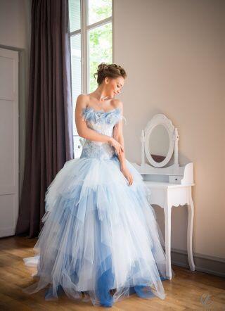 Robe de mariée classique ou...plus originale? Votez 😃 19