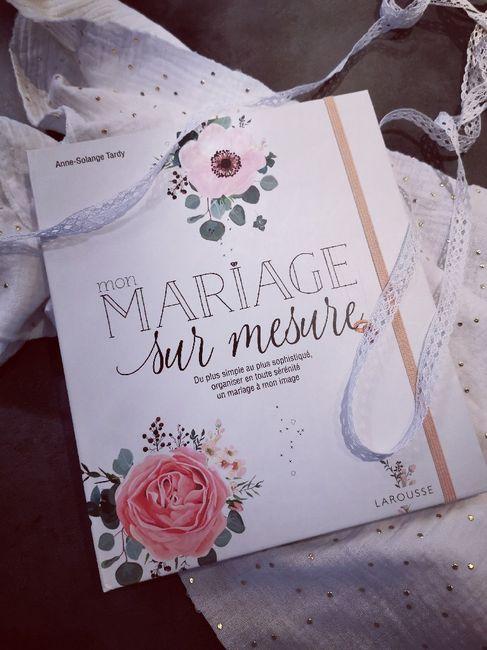 Cahier de mariage 2