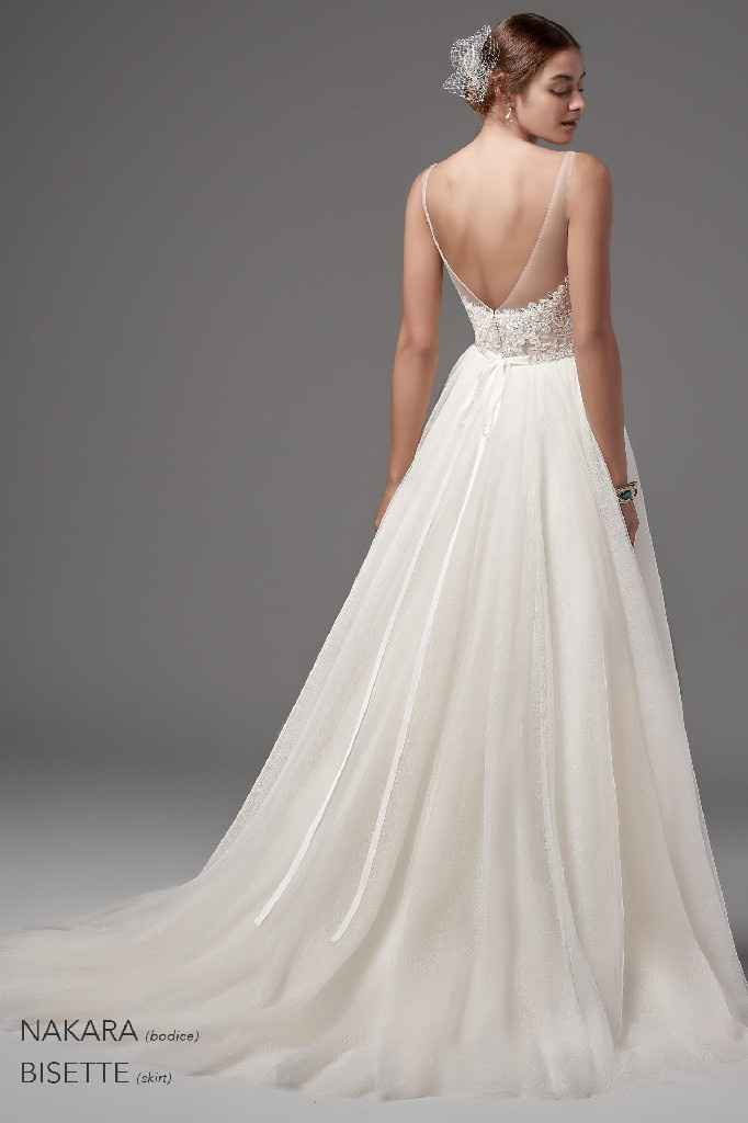 Robes de mariée dos nu ! - 1
