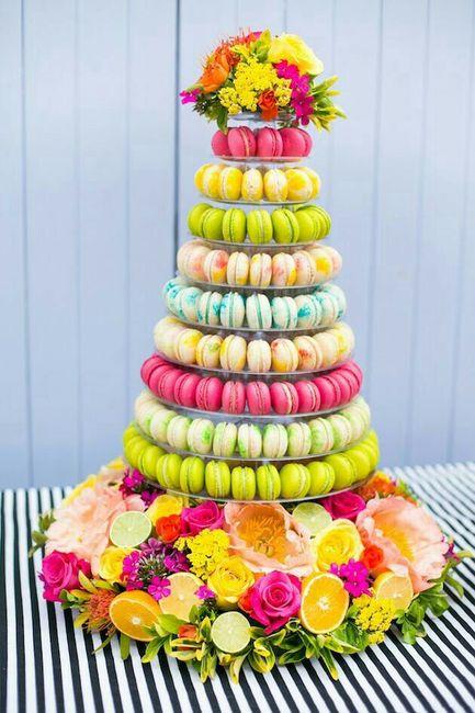 Risque ou pas : fleurs fraiches gâteau - 5