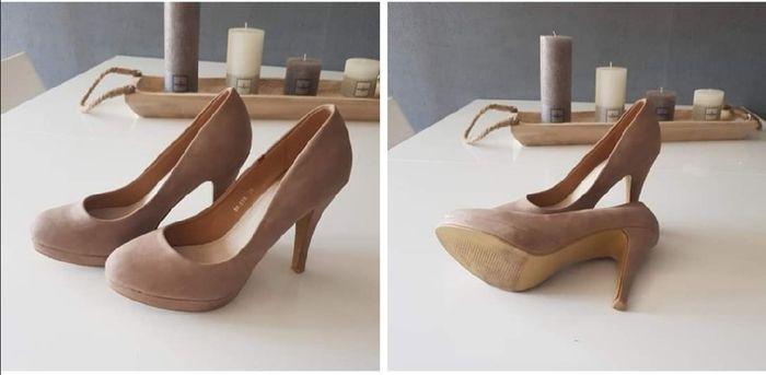 La couleur de mes chaussures sera ____ - 1