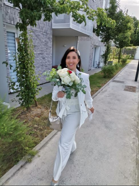 Tenue mariage civil - 1