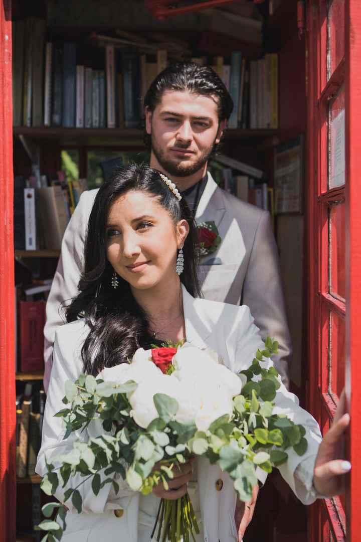 Mariage civil de rêve 💕 - 3