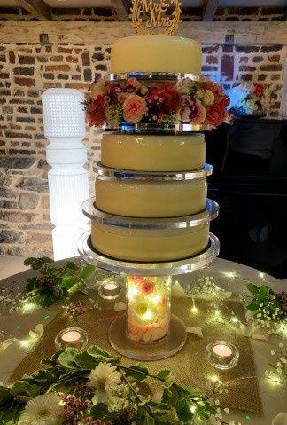 Comment sera ton wedding cake ? 4