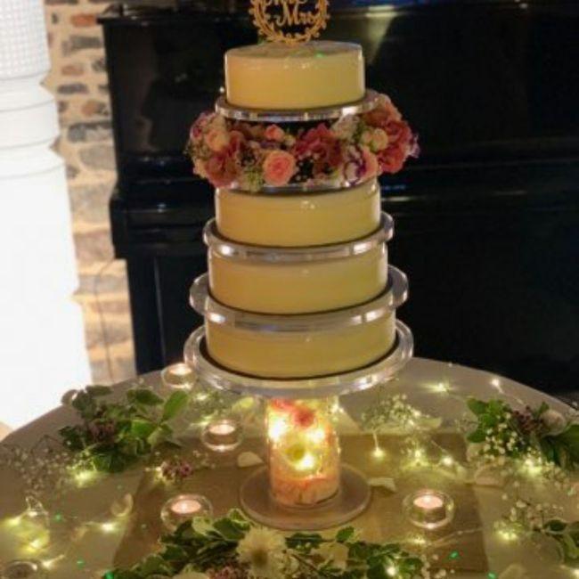 Gâteau de mariage 8