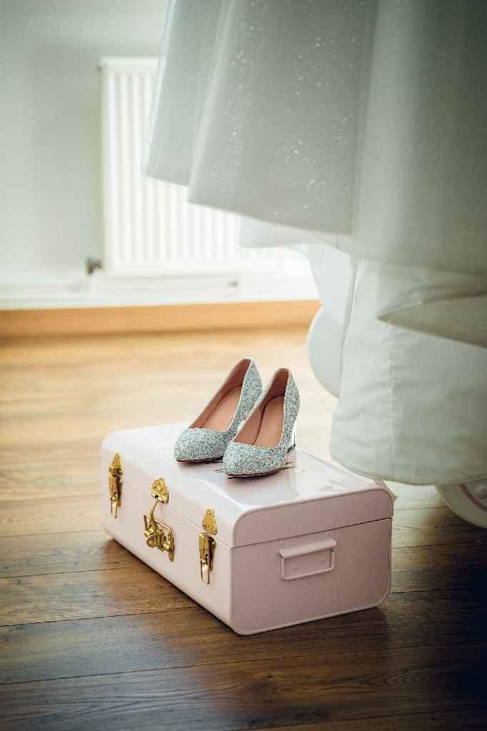 Chaussures Mariée 👠👠👠 - 1