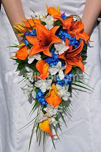 L'orchidée en bouquet 2