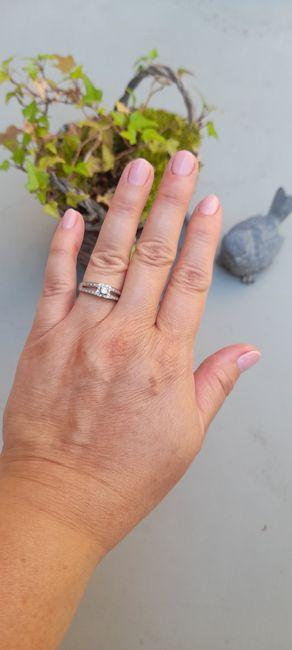 Et vous, comment a été choisie votre bague de fiançailles ? 5