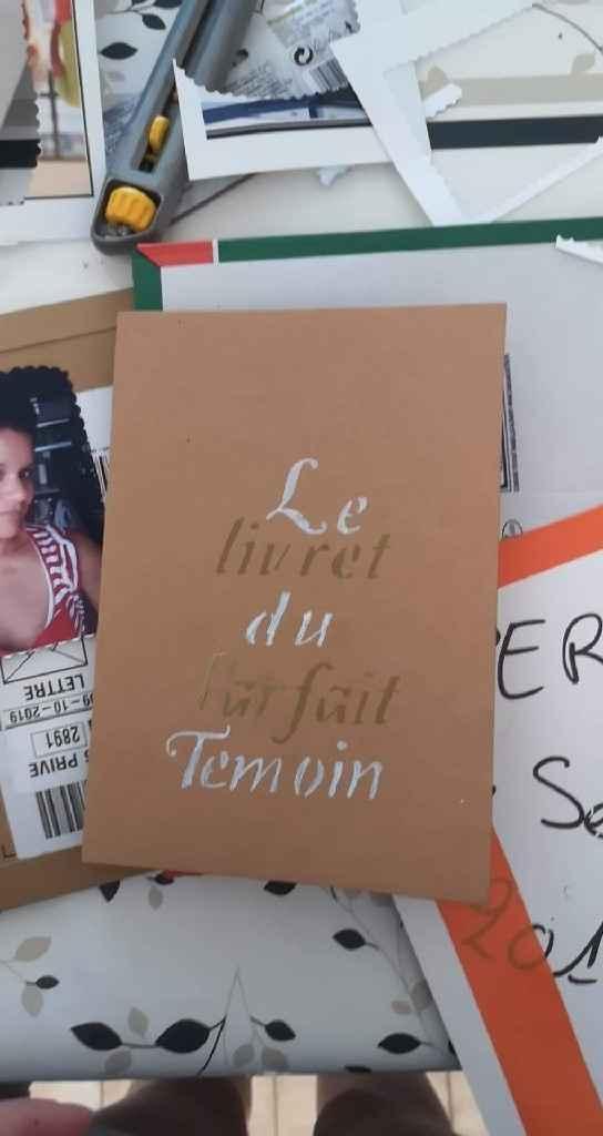"""Livret du """"parfait"""" temoin - 1"""