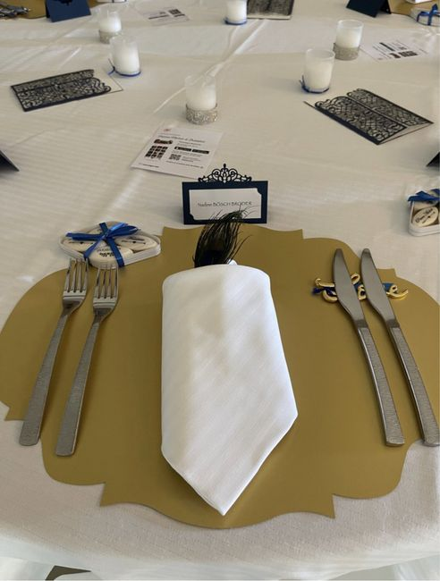 Quelle déco de table préférez-vous ? 2