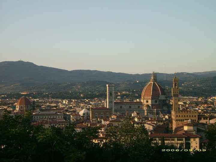 Vue du Ciel de Florence