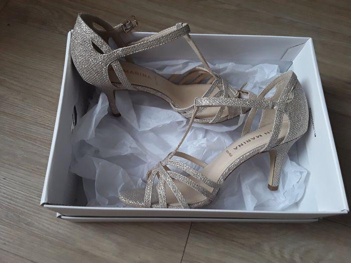 Chaussures achetées !  😍 1