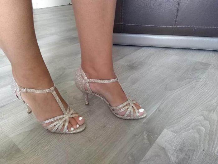 Chaussures achetées !  😍 3