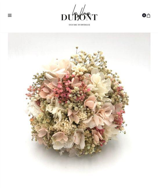Accessoires en fleurs stabilisés 💐 1