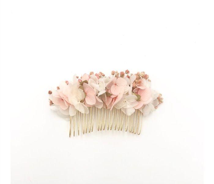 Accessoires en fleurs stabilisés 💐 2