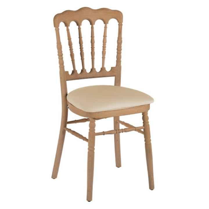 Help chaises bois en location - 1