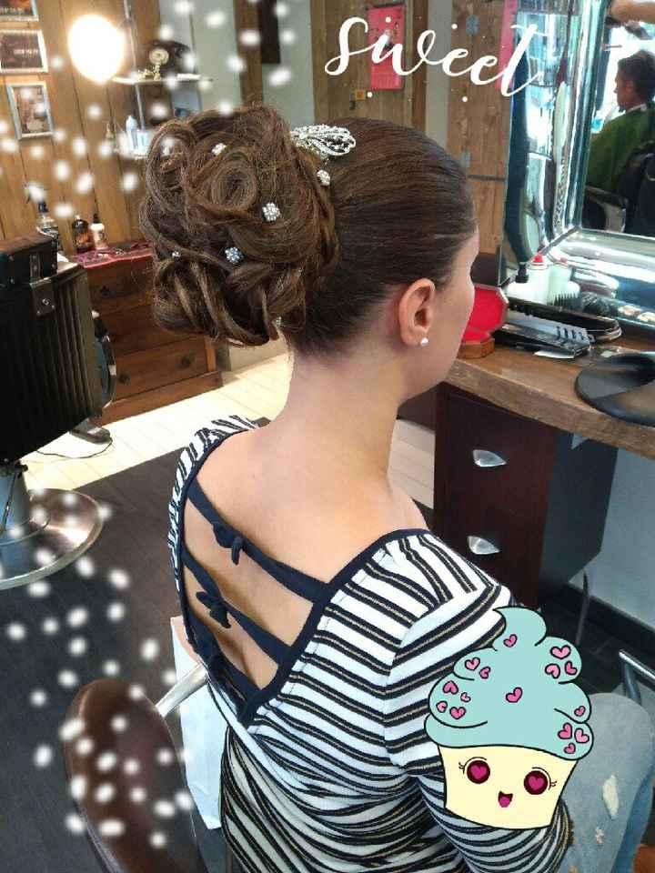 Accessoire coiffure ? - 1