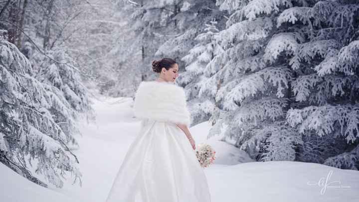 Reine des neige? et pourquoi pas!