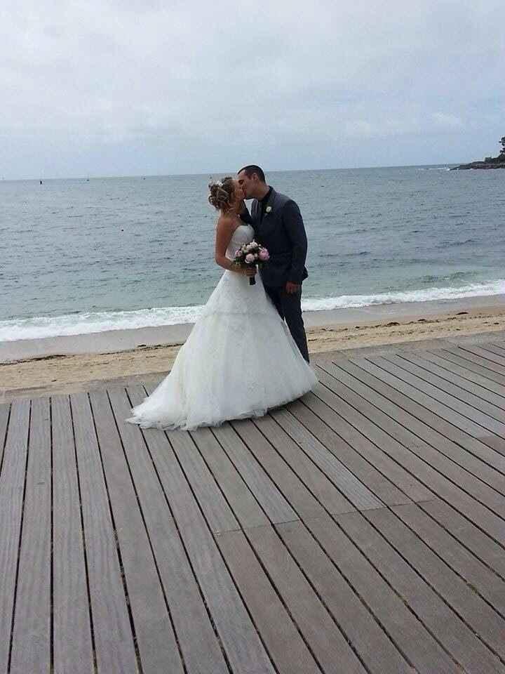 Nous sommes mariés !!!!