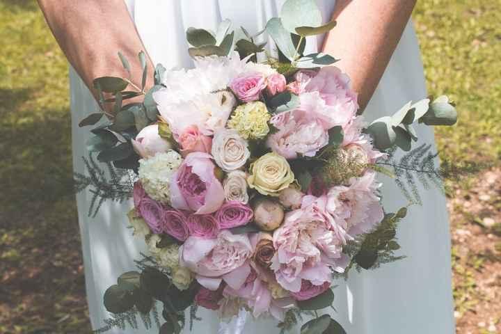 Mon merveilleux bouquet