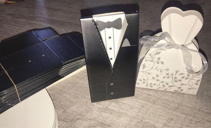 Boîtes à dragées - 1