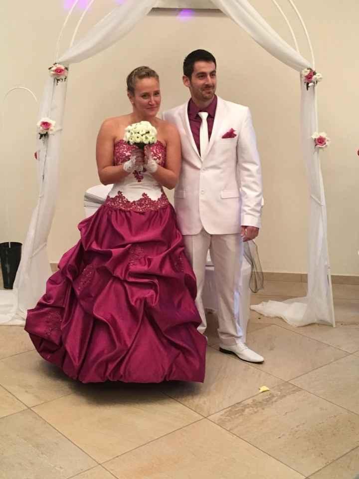 Mariage déjà fini - 1