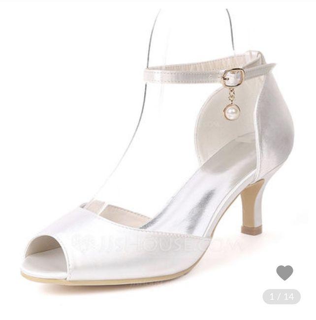 Chaussures de mariée 9
